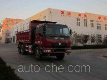 Longrui QW3252 dump truck