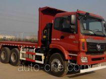 Rongwo QW3253 flatbed dump truck
