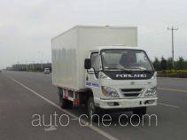 Longrui QW5040XYK wing van truck