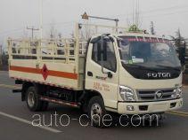 荣沃牌QW5041TQP型气瓶运输车