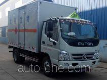 荣沃牌QW5043TQP型气瓶运输车