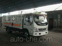 Rongwo QW5044TQP gas cylinder transport truck