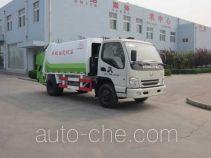Longrui QW5080ZYS garbage compactor truck
