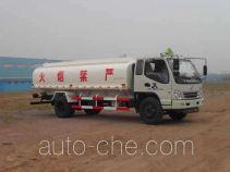 龙锐牌QW5140GYY型运油车