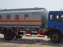 龙锐牌QW5160GHY型化工液体运输车