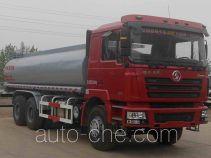 Rongwo QW5250TGY oilfield fluids tank truck