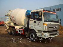 龙锐牌QW5251GJB型混凝土搅拌运输车