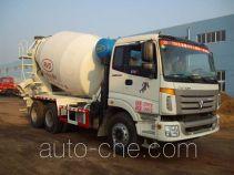 Longrui QW5251GJB concrete mixer truck