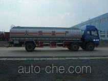 Longrui QW5251GYY oil tank truck