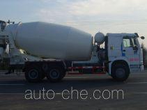 Longrui QW5252GJB concrete mixer truck