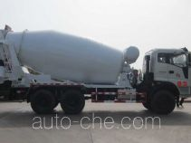 Longrui QW5253GJB concrete mixer truck