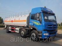 荣沃牌QW5254GYY型运油车