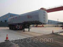 Longrui QW9400GHY chemical liquid tank trailer