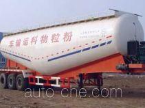 龙锐牌QW9400GSN型散装水泥运输半挂车