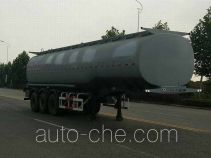Rongwo QW9400GSY edible oil transport tank trailer