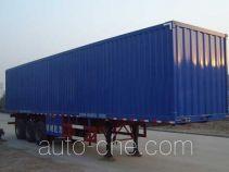 Rongwo QW9400XXY box body van trailer
