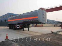 Rongwo QW9401GHY chemical liquid tank trailer