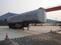 Rongwo QW9401GRY flammable liquid tank trailer