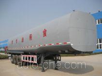 Longrui QW9402GSY edible oil transport tank trailer
