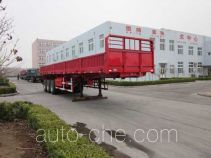 Longrui QW9402TZX dump trailer