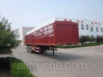 Longrui QW9403CCY stake trailer