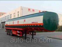 Rongwo QW9403GYY oil tank trailer