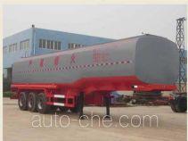 Rongwo QW9404GYY oil tank trailer