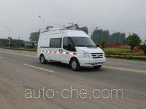 Qixing QX5040XDS radio and TV vehicle