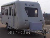 齐星牌QX9020TLJ型旅居挂车