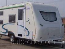 齐星牌QX9021TLJ型旅居挂车