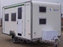 齐星牌QX9022TLJ型旅居挂车