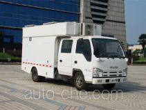 Qixing QXC5040TSY field camp vehicle