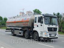 Qixing QXC5250GYY aluminium oil tank truck