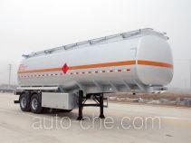 Qixing QXC9352GYYA aluminium oil tank trailer