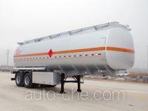 Qixing QXC9353GYY aluminium oil tank trailer