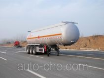 Qixing QXC9400GRY flammable liquid tank trailer