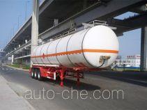 Qixing QXC9401GRY flammable liquid tank trailer