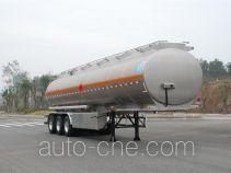 Qixing QXC9403GYY aluminium oil tank trailer