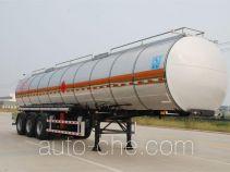 Qixing QXC9405GRYA flammable liquid tank trailer