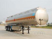 Qixing QXC9405GYY aluminium oil tank trailer