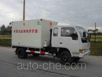 Jieshen QXL5051XYL medical waste truck
