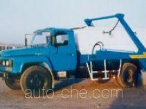 Jieshen QXL5110ZBS skip loader truck