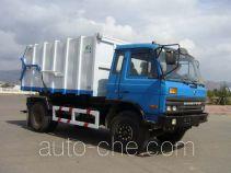 Jieshen QXL5168LZC garbage truck