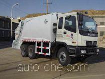 新路(NEWWAY)牌QXL5253ZYS型压缩式垃圾车