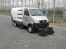 Qingyuan QY5030TSLBEVYL electric street sweeper truck