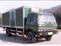 Haoda QYC5140XXY box van truck