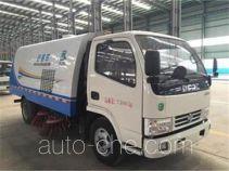 东方奇运牌QYH5070TSLE型扫路车
