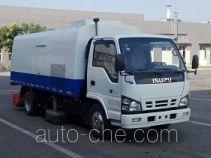 东方奇运牌QYH5070TXC5QL型吸尘车