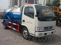 东方奇运牌QYH5072GXW5EQ型吸污车