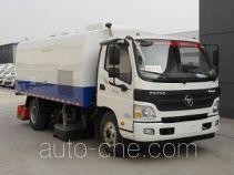 东方奇运牌QYH5080TXC5FT型吸尘车